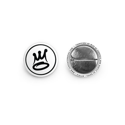 Serpents & Doves® Almighty Halo Mini-Pin