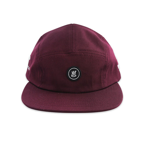 Almighty Mini Patch 1.0 Cap BURGUNDY