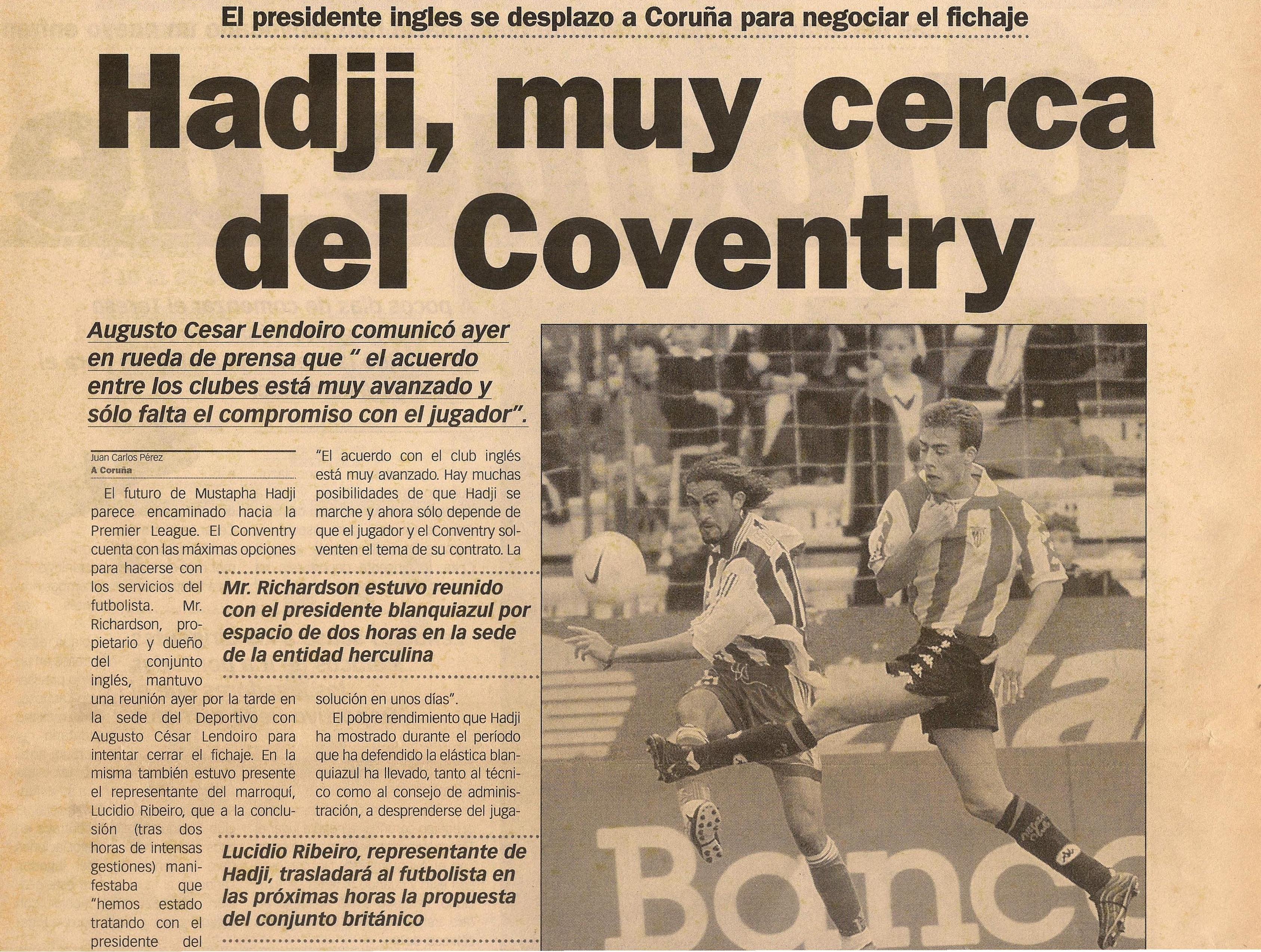 Spanish newspaper (1999)