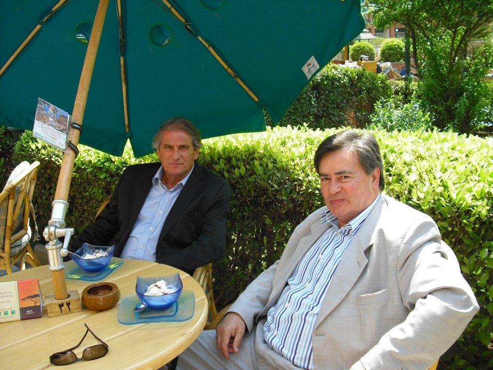 Manuel José et Lucídio Ribeiro