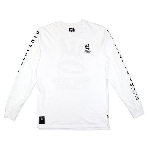 S&D Almighty Lock Up LS White