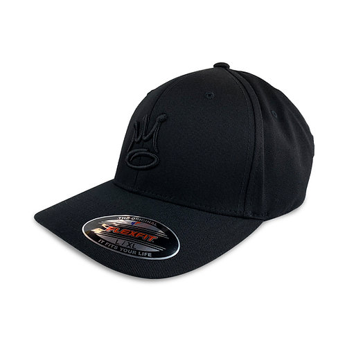 The Almighty Basic Cap BLACK TONE