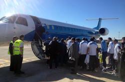 Avion privée pour la Sélection d'Uruguay