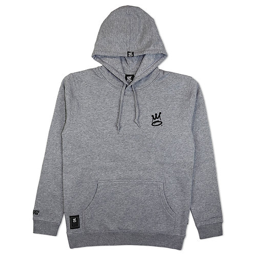 Almighty Basic Hoodie Athletic Heather