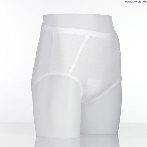Vida Washable Pouch Pants - Male - S