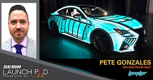 Vote Pete LumiLor LaunchPad SEMA