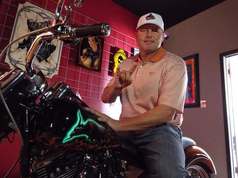 Roger Clemens Bike
