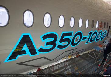 LumiLor Airbus A350-1000