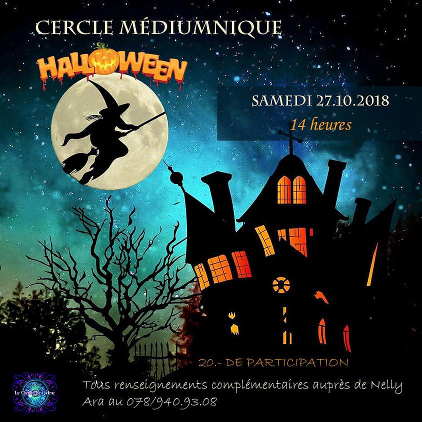 Cercle d'Halloween