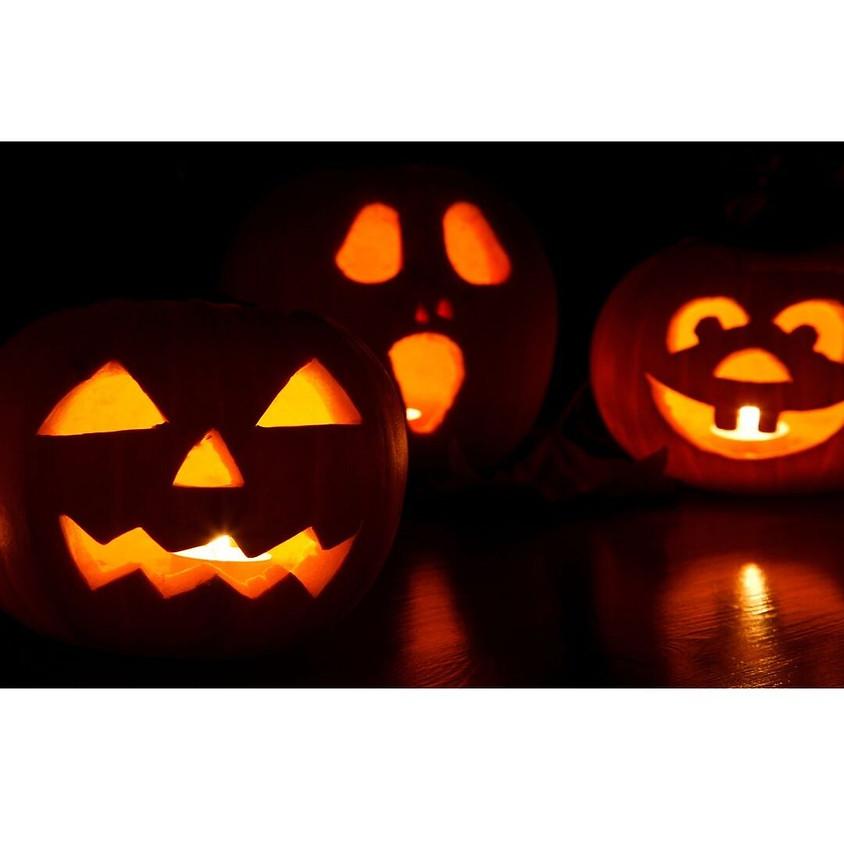 Cercle médiumnique d'Halloween