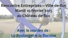 PIX6 sponsorise la rencontre entreprises - ville de Buc