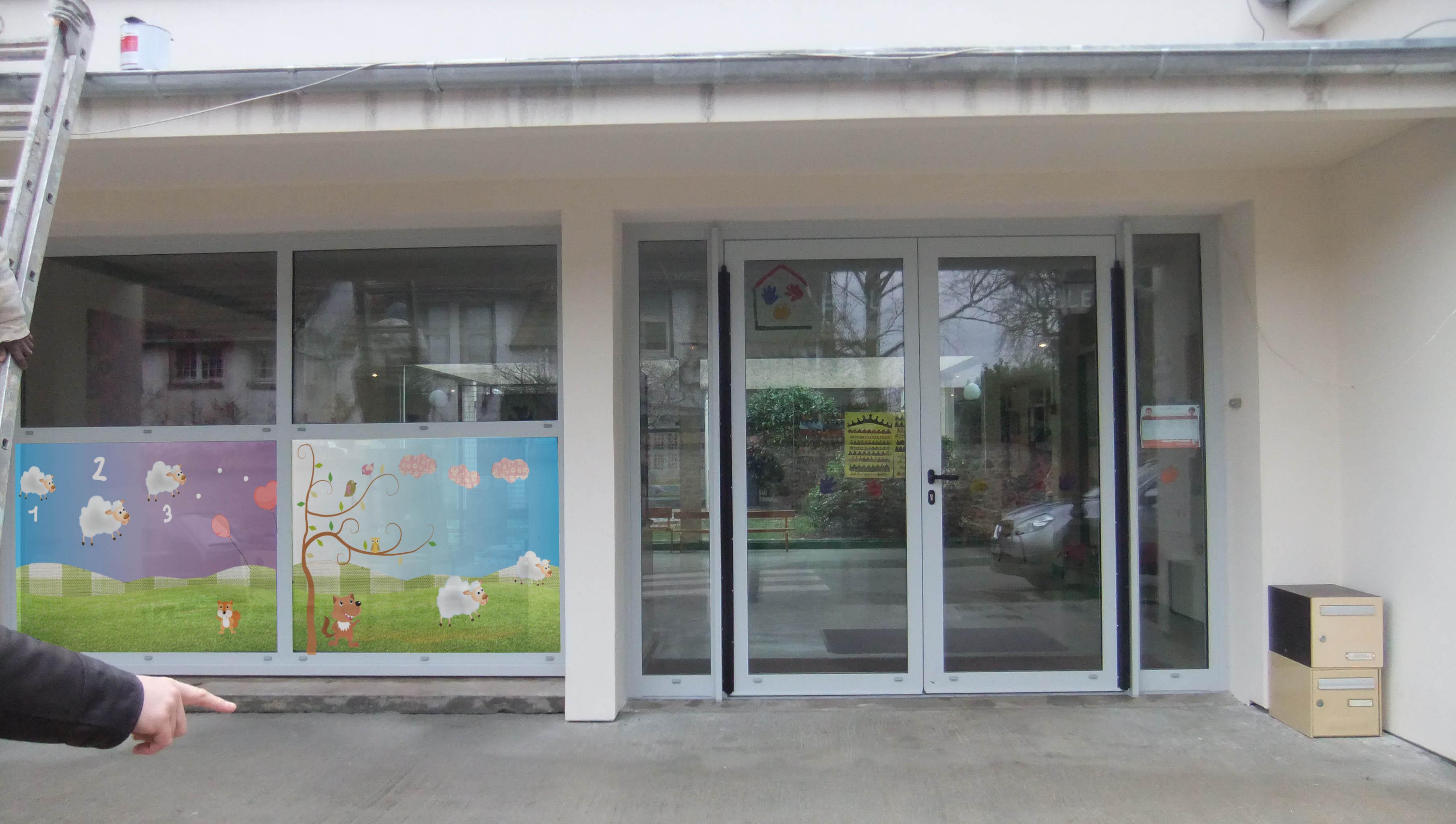 école maternelle des Loges