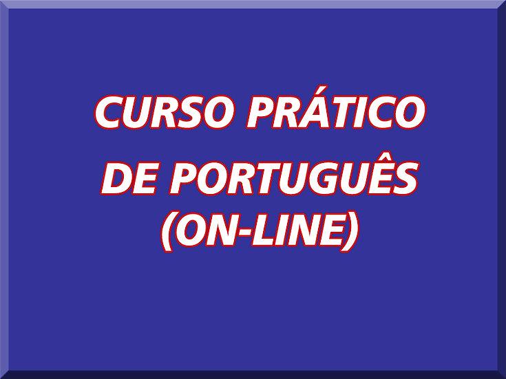 CURSO PRÁTICO DE PORTUGUÊS (ON-LINE)