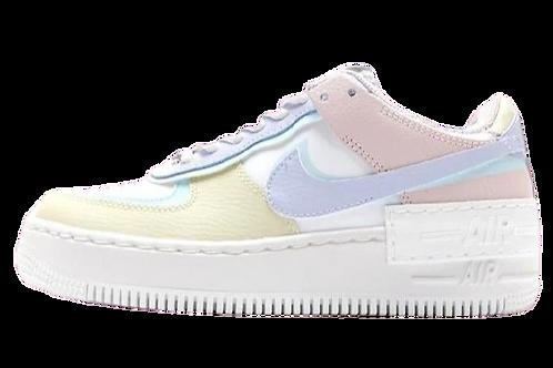 Nike Air Force 1 Shadow Glacier Pastel