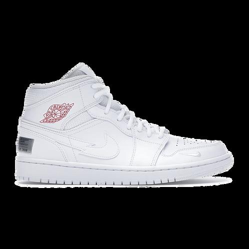 Nike Air Jordan 1 Swoosh On Tour