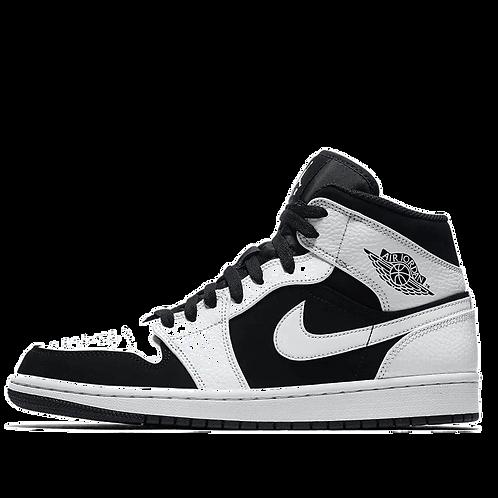 Nike Air Jordan 1 Mid White/Black