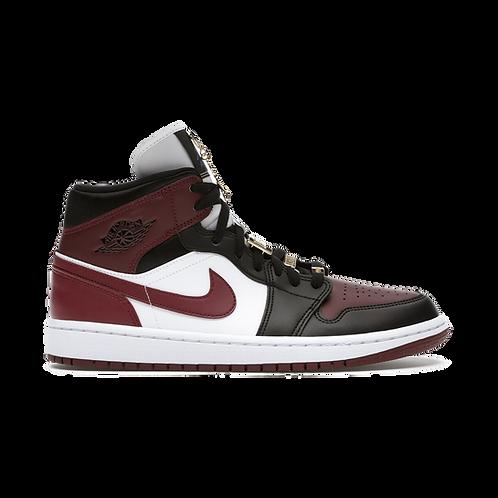 Nike Air Jordan 1 Mid Gold Pendants