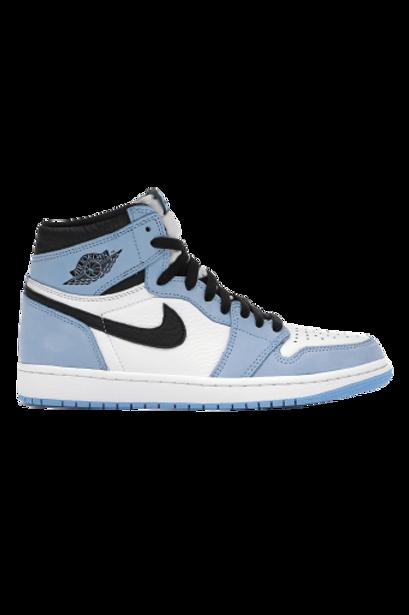 Nike Air Jordan 1 White/University Blue