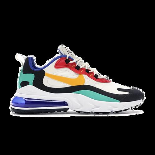 Nike Air Max 270 React Bauhuas Art