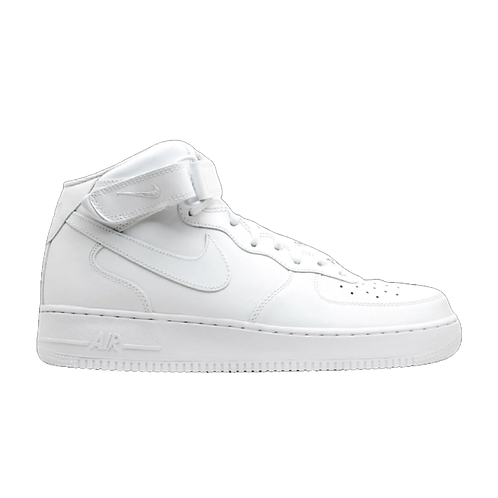 Nike Air Force 1 07 Mid White