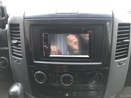 [Backup CAM] DODGE SPRINTER CAMPING-CAR