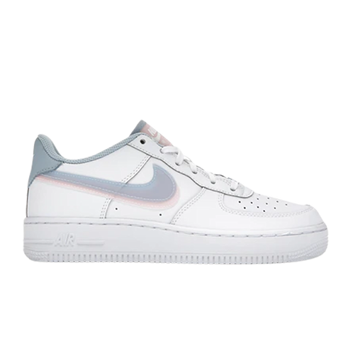 Air Force 1 07 Low Double Swoosh Light Armory Blue