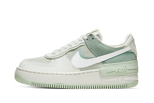 Nike Air Force 1 Shadow Grey/Lime/White
