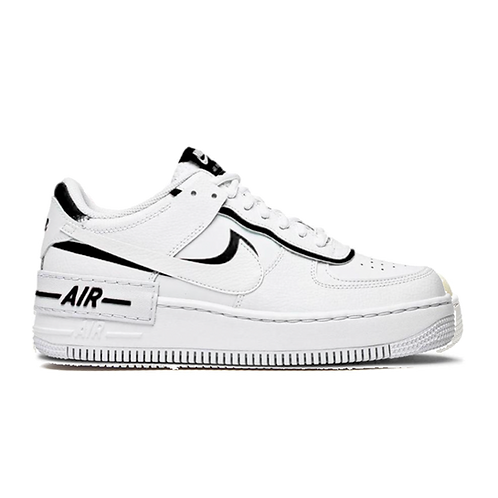 Nike Air Force 1 Shadow White/Black