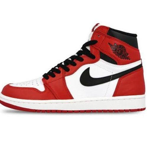 Nike Air Jordan 1 Red/White