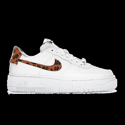 Nike Air Force 1 Pixel Leopard Print