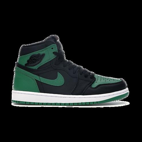Nike Air Jordan 1 Pine Green
