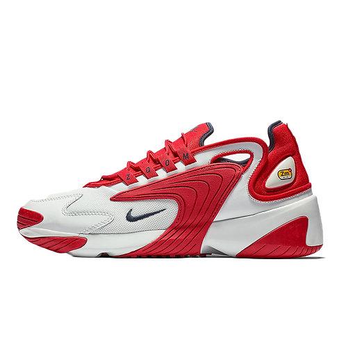 Nike Zoom 2K White/Red