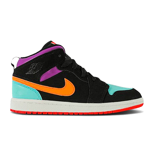 Nike Air Jordan 1 Black Multi