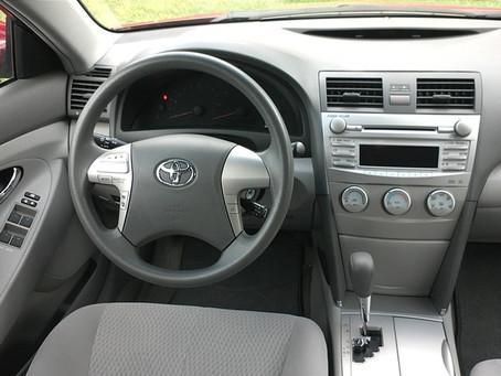 [CAR Multimedia] TOYOTA Camry 2011