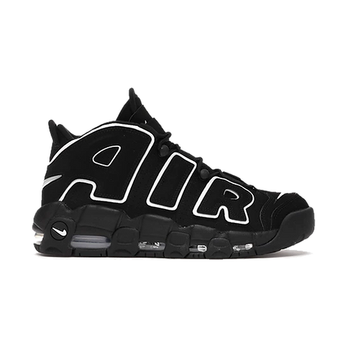 Nike Air More Uptempo Black/White