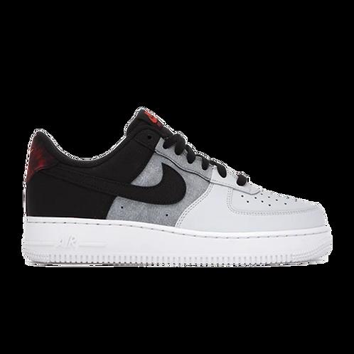 Nike Air Force 1 07 Low Black/Smoke Grey