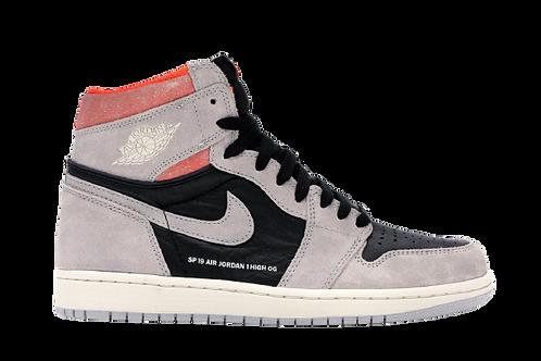 Nike Air Jordan 1 Hyper Crimson