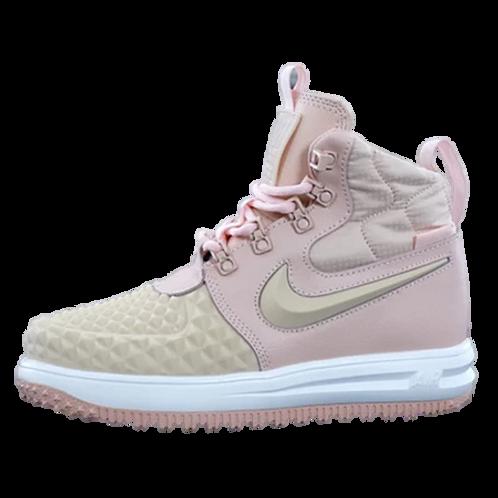 Nike Lunar Force 1 Duckboot Mid Pink/Nude
