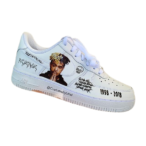 Nike Air Force 1 Custom XXXTentacion