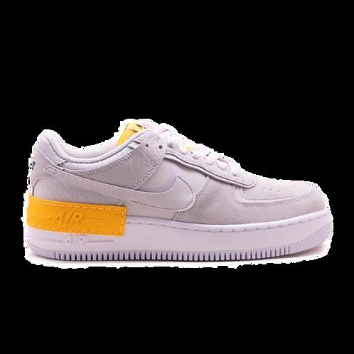 Nike Air Force 1 Shadow Grey/Laser Orange
