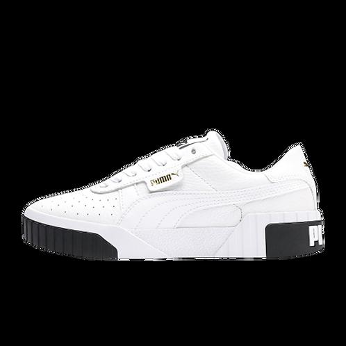 Puma Cali White/Black