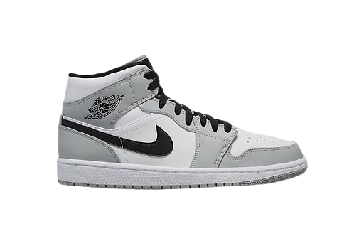 Nike Air Jordan 1 Light Smoke Grey