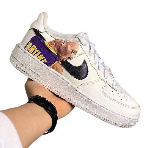 Nike Air Force 1 Custom Bryant