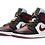 Thumbnail: Nike Air Jordan 1 Mid Gold Pendants