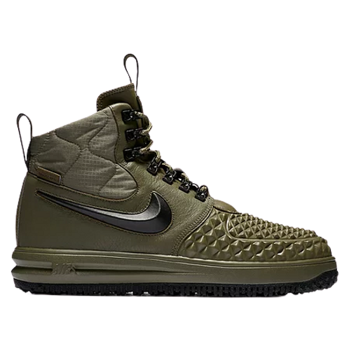 Nike Lunar Force 1 Duckboot Mid Olive