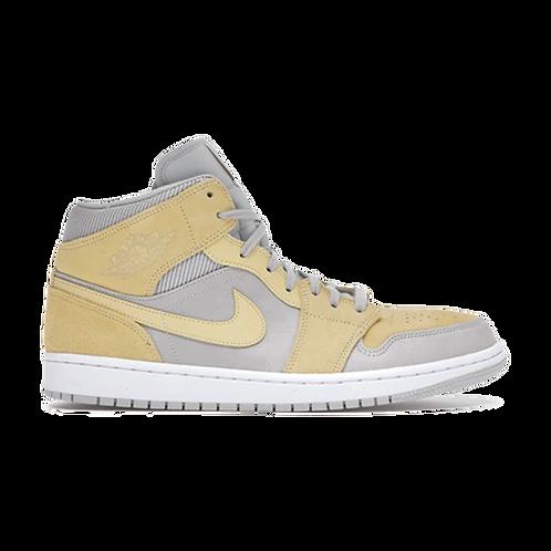 Nike Air Jordan 1 Mixed Textures Yellow