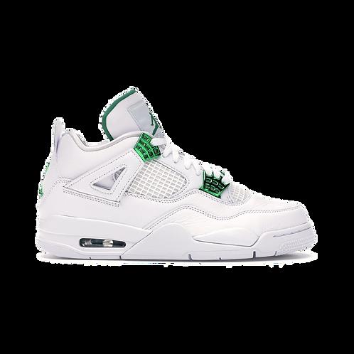 Jordan 4 Retro Green Metallic