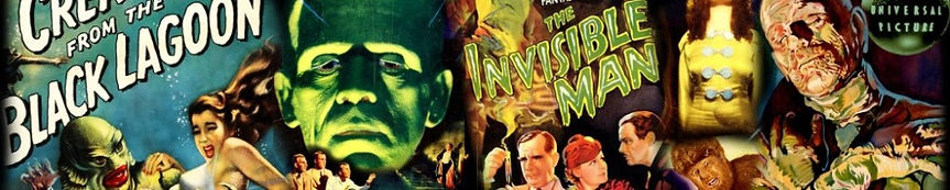 banner for Rich Chamberlain's Monster Movie Kid blog
