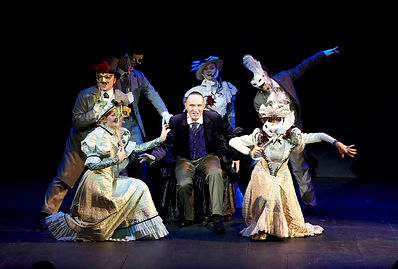 the Russian production of the musical Dorian Gray by Randy Bowser