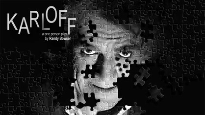 "Boris Karloff in ""The Black Room"""